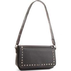 Torebka GABOR - 7868-14 Czarny. Czarne torebki klasyczne damskie Gabor, ze skóry ekologicznej. W wyprzedaży za 159,00 zł.