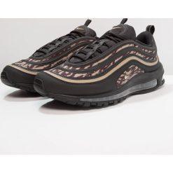 Tenisówki męskie: Nike Sportswear AIR MAX 97  Tenisówki i Trampki black/brown