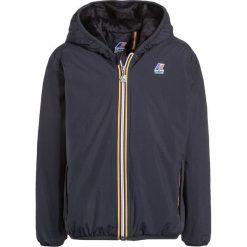 KWay JACQUES Kurtka zimowa depht blue/antracite. Niebieskie kurtki chłopięce zimowe marki K-Way, z materiału. W wyprzedaży za 535,20 zł.