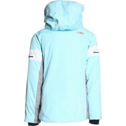 CMP SNAPS Kurtka narciarska sky light. Niebieskie kurtki chłopięce marki CMP, z materiału. W wyprzedaży za 341,10 zł.