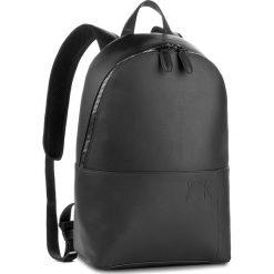 Plecak CALVIN KLEIN BLACK LABEL - Hi-Profile Backpack K50K503439  001. Czarne plecaki męskie marki Calvin Klein Black Label, z materiału. Za 699,00 zł.