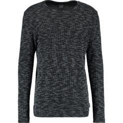 Swetry męskie: Jack & Jones JORCODA CREW NECK REGULAR FIT Sweter asphalt
