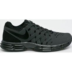 Nike - Buty Lunar Fingertrap Tr. Czarne buty skate męskie Nike, z materiału. W wyprzedaży za 239,90 zł.