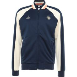 Kurtki sportowe męskie: adidas Performance ROLAND GARROS JACKET Kurtka sportowa conavy/ecrtin
