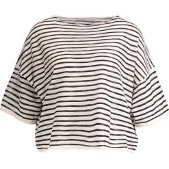 T-shirty damskie: AllSaints BROOK Tshirt z nadrukiem white/black