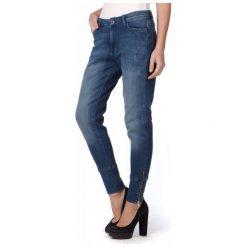 Pepe Jeans Jeansy Damskie Flexy 25 Niebieski. Niebieskie jeansy damskie marki Pepe Jeans. W wyprzedaży za 230,00 zł.