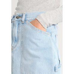 Spódniczki jeansowe: Mads Nørgaard SOFIE Spódnica jeansowa light blue
