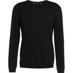 Swetry klasyczne męskie: JOOP! LENZ Sweter black