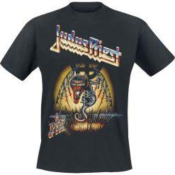 T-shirty męskie: Judas Priest A Touch Of Evil T-Shirt czarny