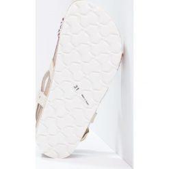 Genuins ALPI  Sandały sand. Brązowe sandały chłopięce Genuins, z materiału. Za 229,00 zł.