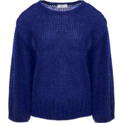CLOSED Sweter japanese blue. Niebieskie swetry klasyczne damskie CLOSED, xs, z materiału. Za 1049,00 zł.