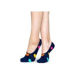Skarpetki Happy Socks Liner Socks HA06-067. Czerwone skarpetki męskie Happy Socks, z bawełny. Za 18,13 zł.