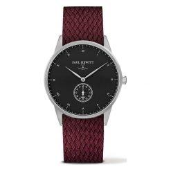 Zegarek unisex Paul Hewitt Signature PH-M1-S-B-19M. Czarne zegarki damskie Paul Hewitt. Za 565,00 zł.