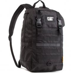 Plecak CATERPILLAR - Backpack With Flap 83461-01 Black. Czarne plecaki męskie marki Caterpillar, z poliesteru. W wyprzedaży za 149,00 zł.