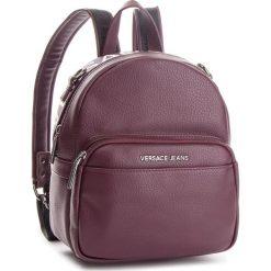 Plecak VERSACE JEANS - E1VSBBB7 70709 331. Czerwone plecaki damskie Versace Jeans, z jeansu, eleganckie. Za 699,00 zł.