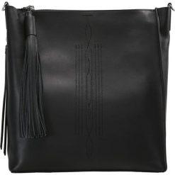 Plecaki damskie: AllSaints COOPER  Plecak black