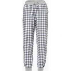 Marie Lund - Damskie spodnie od piżamy, niebieski. Niebieskie piżamy damskie Marie Lund, s, w kratkę, z bawełny. Za 129,95 zł.