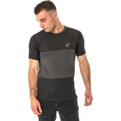 Asics Koszulka męska FuzeX Seamless Tee Asics Dark Grey r. XL (1412390779). Szare koszulki sportowe męskie marki Asics, z poliesteru. Za 101,11 zł.