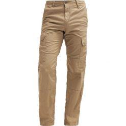 Spodnie męskie: Carhartt WIP COLUMBIA Bojówki leather rinsed