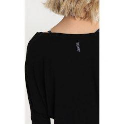 Bluzki asymetryczne: Deha Bluzka z długim rękawem black