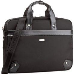 Torba na laptopa WITTCHEN - 85-3U-504-1 Czarny. Czarne plecaki męskie marki Wittchen. W wyprzedaży za 279,00 zł.