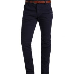 INDICODE JEANS NELSON  Chinosy navy. Niebieskie jeansy męskie marki INDICODE JEANS, z bawełny. Za 149,00 zł.