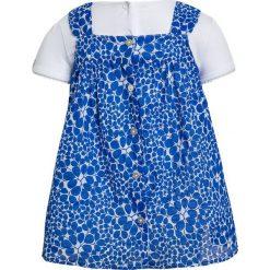 Sukienki dziewczęce letnie: Absorba FLEUR SET Sukienka letnia indigo