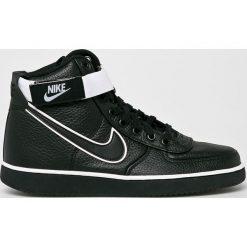 Nike Sportswear - Buty Vandal High Supreme Ltr. Czarne buty skate męskie Nike Sportswear, z gumy, na sznurówki. W wyprzedaży za 379,90 zł.