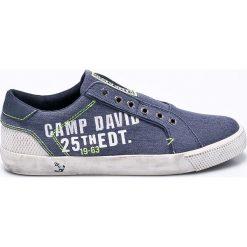 Camp David - Tenisówki. Szare tenisówki męskie Camp David. W wyprzedaży za 179,90 zł.