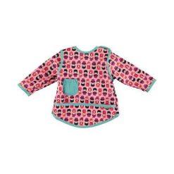 Śliniaki: Close, Śliniak z rękawkami, Kokeshi Doll, 6-18 miesięcy – C0470622
