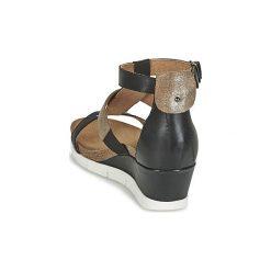 Sandały Casual Attitude  BENGALIONO. Czarne sandały trekkingowe damskie marki Casual Attitude. Za 289,00 zł.