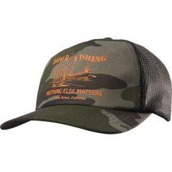 Czapki męskie: Etnies Beer and Fishing Czapka Trucker Cap czarny