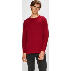 Lee - Sweter. Brązowe swetry klasyczne męskie marki LIGNE VERNEY CARRON, m, z bawełny. Za 249,90 zł.