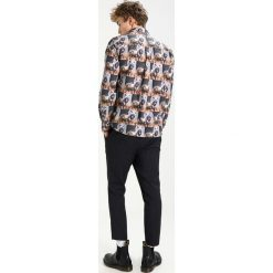 Koszule męskie na spinki: Soulland STRIBERG Koszula multi