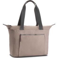Torebka CLARKS - Raina May 261365090 Taupe. Brązowe torebki klasyczne damskie Clarks, z materiału, zdobione. W wyprzedaży za 249,00 zł.