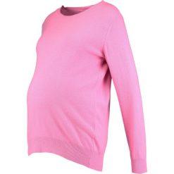Swetry klasyczne damskie: Slacks & Co. THERESA Sweter pink