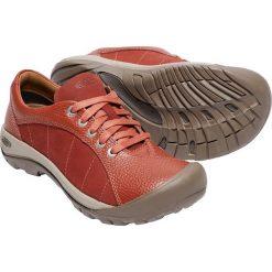 Buty trekkingowe damskie: Keen Buty damskie PRESIDIO czerwone r. 40 (PRESIDIO-WN-TNSP)