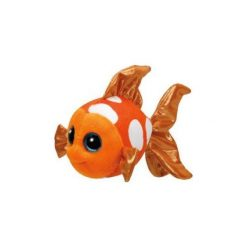 Maskotka TY INC Beanie Boos Sami - Pomarańczowa rybka 37176. Brązowe przytulanki i maskotki marki TY INC. Za 19,99 zł.