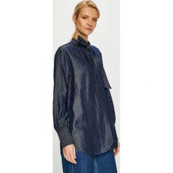 G-Star Raw - Koszula. Szare koszule wiązane damskie marki G-Star RAW, l, z lyocellu, casualowe, z długim rękawem. Za 459,90 zł.
