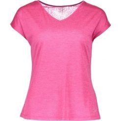"""Koszulka """"Serrate"""" w kolorze różowym. Czerwone topy sportowe damskie Dare2b Women Fitness & Bike, z materiału. W wyprzedaży za 65,95 zł."""