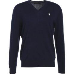 Polo Ralph Lauren Golf Sweter french navy. Niebieskie golfy męskie marki Polo Ralph Lauren Golf, m, z materiału. W wyprzedaży za 447,20 zł.