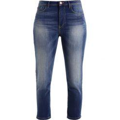Rurki damskie: H.I.S COLETTA Jeansy Slim Fit advanced medium blue wash