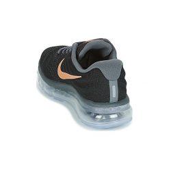 Buty do biegania Nike  AIR MAX 2017. Szare buty do biegania damskie marki Nike Sportswear, z materiału, nike air max. Za 560,97 zł.