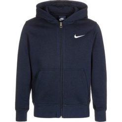 Nike Performance YA76 Bluza rozpinana obsidian/white. Niebieskie bluzy chłopięce rozpinane marki Nike Performance, z bawełny. Za 169,00 zł.