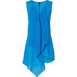 Bluzki damskie: Bluzka bonprix zieleń morska