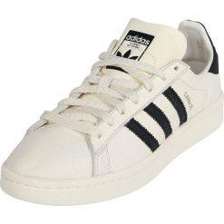 Adidas Campus Buty sportowe biały (Old White)/czarny. Białe buty sportowe damskie Adidas, z materiału, z paskami, adidas campus. Za 244,90 zł.