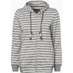 Bluzy damskie: Franco Callegari - Damska bluza rozpinana, szary