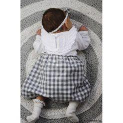 Sukienka niemowlęce Angel's wings Grey. Szare sukienki niemowlęce marki Pakamera. Za 129,00 zł.