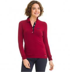 Galvanni Koszulka Polo Damska Melbourne M Czerwony. Czerwone bluzki asymetryczne GALVANNI, m, polo, z długim rękawem. W wyprzedaży za 199,00 zł.