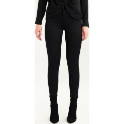 Cheap Monday HIGH SPRAY SATIN  Jeans Skinny Fit black. Czarne boyfriendy damskie Cheap Monday. Za 249,00 zł.